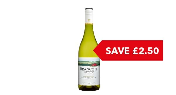 SAVE £2.50 | Brancott Estate Sauvignon Blanc 75cl