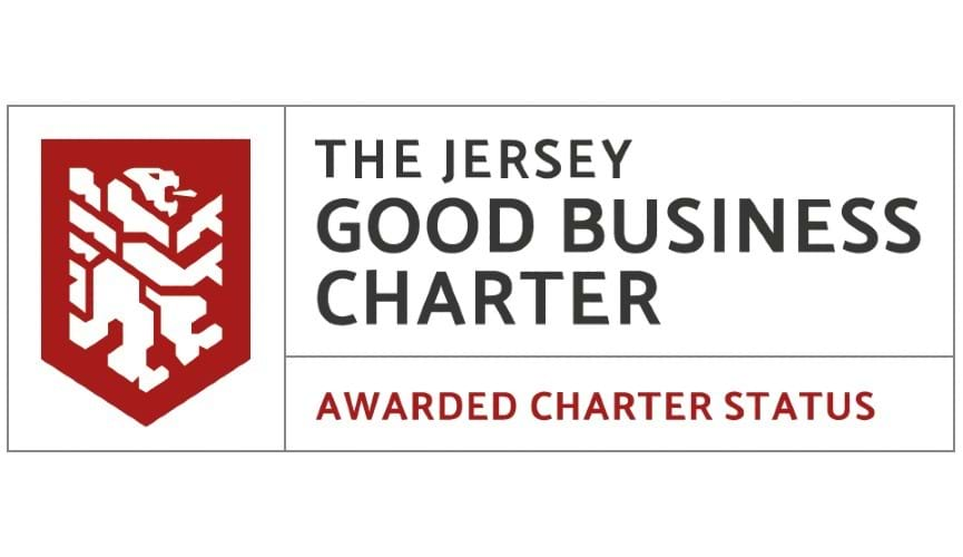 Your Society has been recognised for its 'pioneering efforts' by the Jersey Good Business Charter