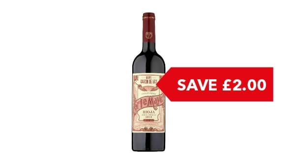 SAVE £2.00 | Corte Mayor Crianza Rioja 75cl