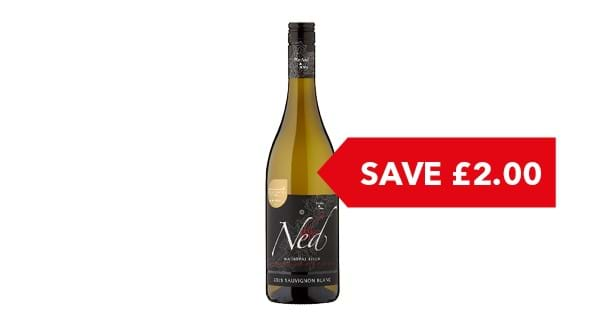 SAVE £2.00 | The Ned Sauvignon Blanc 75cl