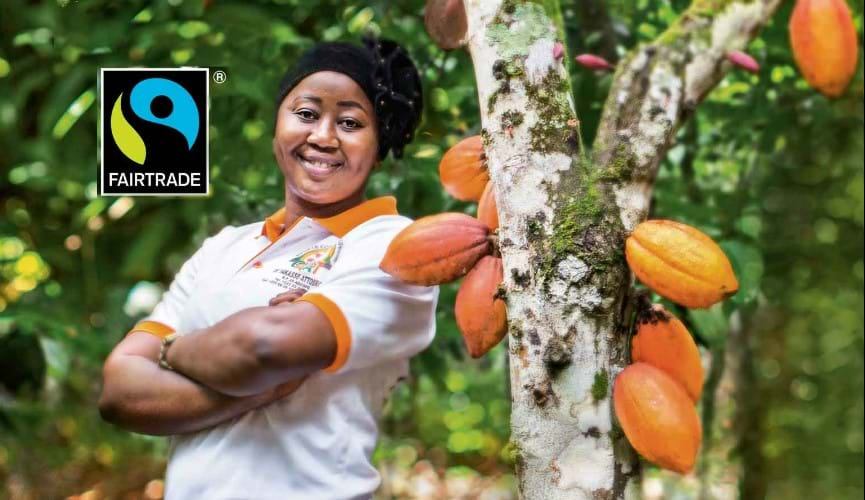 Cocoa-operative chocolate is helping change lives