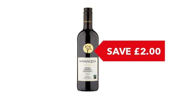 SAVE £2.00 | Namaqua Reserve 75cl