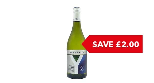 SAVE £2.00 | Peter Yealands Sauvignon Blanc 75cl