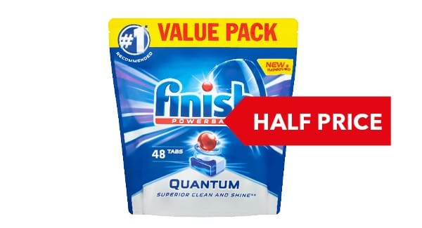 HALF PRICE | Finish Quantum Original 48s