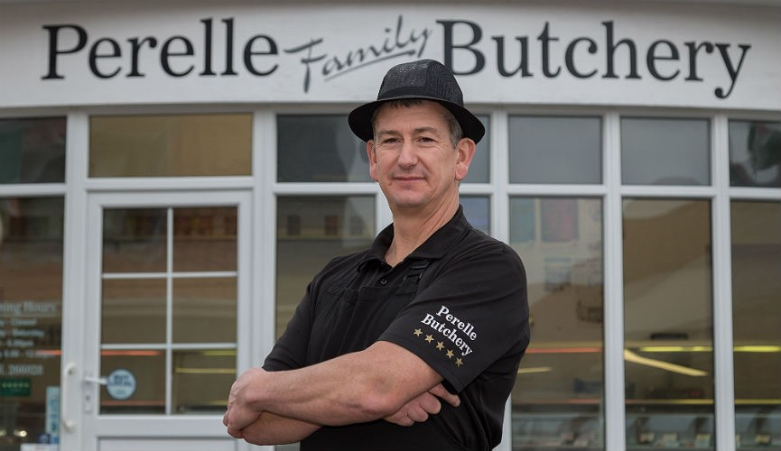 Perelle Butchery: Meet the producer