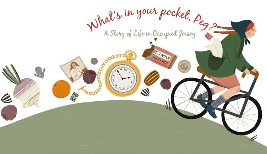 The Co-op and 'What's in your pocket, Peg' author collaborate to raise money for four local charities