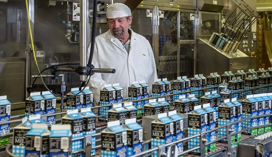 Guernsey Dairy: Meet the producer