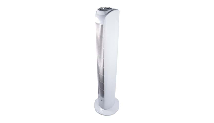"Ingenix 30"" tower fan with remote"