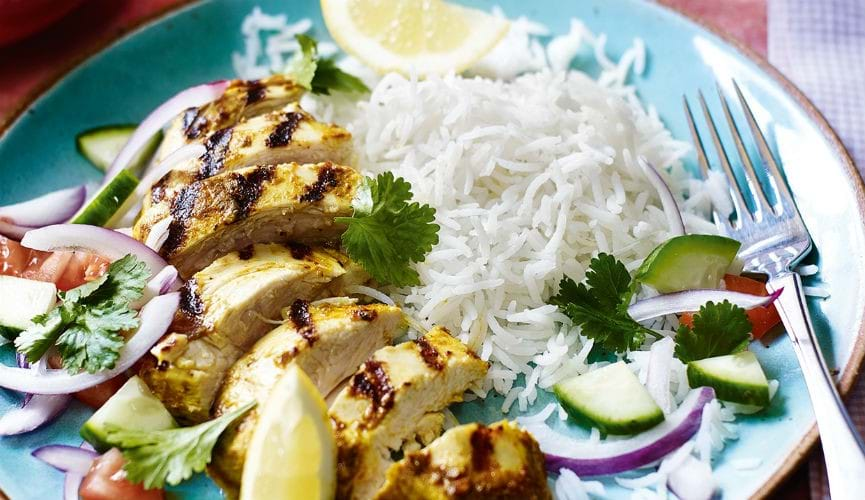 Speedy Chicken Tikka