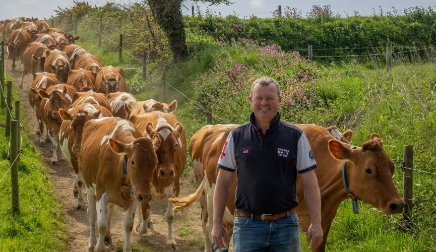 Guernsey Farm Produce: Meet the producer