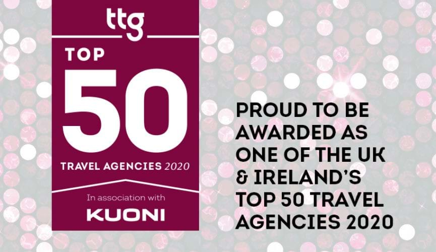 Travelmaker named as one of the best travel agencies in the British Isles for the fifth consecutive year