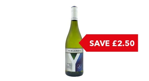 SAVE £2.50 | Peter Yealands Sauvignon Blanc 75cl