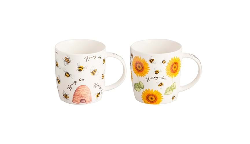 Price and Kingston Honey bee mug