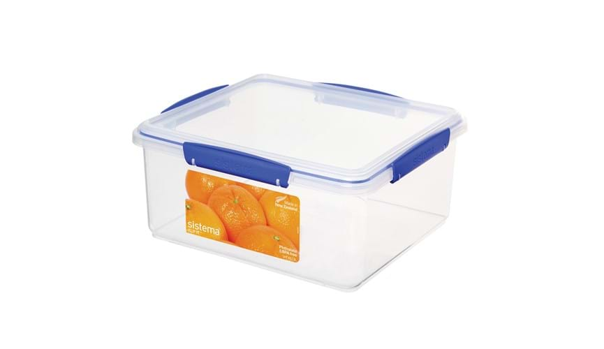 Sistema Klip it storage container 5L