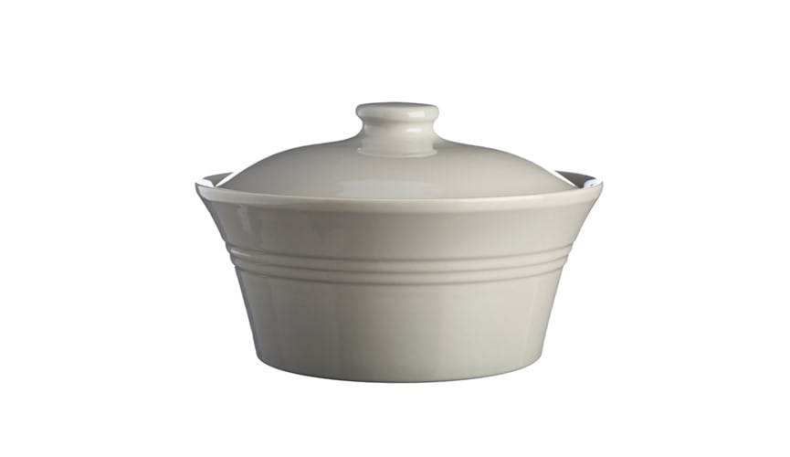 Mason and Cash classic kitchen grey casserole dish