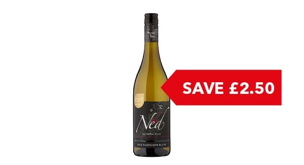 SAVE £2.50 | The Ned Sauvignon Blanc 75cl