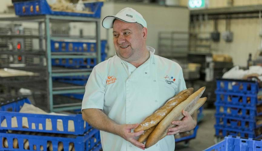 Vienna Bakery: Meet the producer