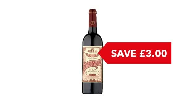 SAVE £3.00 | Corte Mayor Rioja Crianza 75cl
