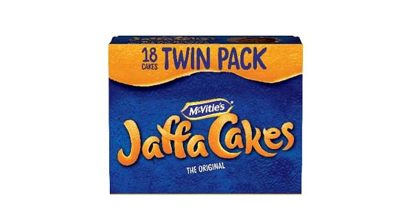 HALF PRICE | McVities Jaffa Cakes Twin Pack 2x9
