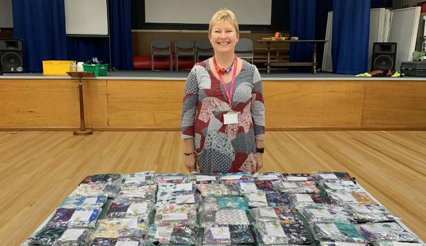 Eco fund helps provide sustainable menstrual products to girls in Guernsey
