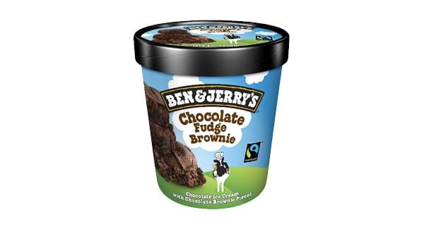 HALF PRICE | Ben & Jerry's Ice Cream 465ml