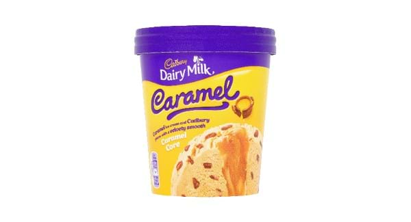 HALF PRICE | Cadbury Ice Cream Tub 480ml