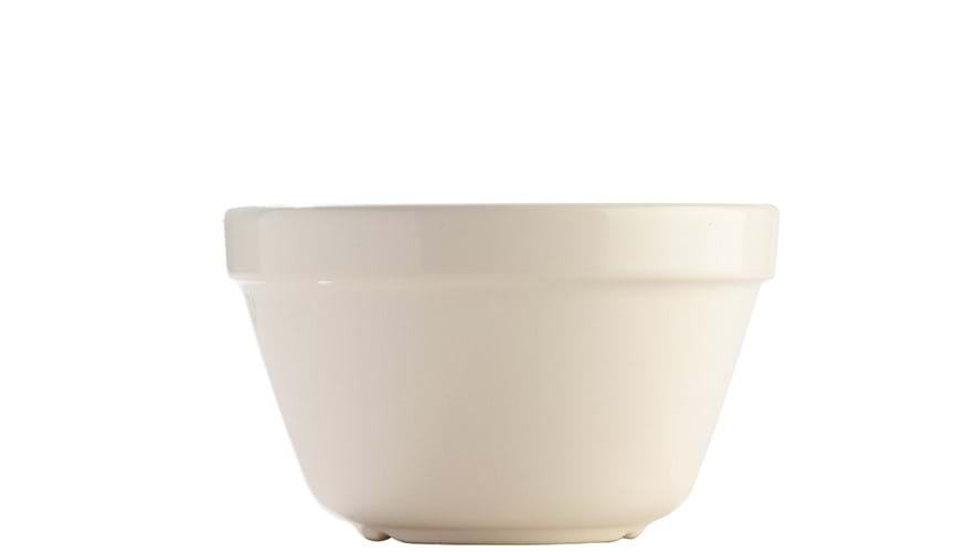 MC original white S30 pudding basin 17cm