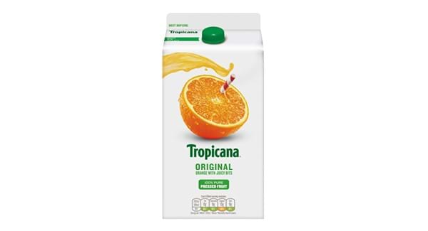 SAVE £1.50 | Tropicana 1.4 Litre