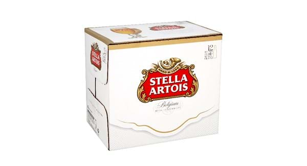 GREAT VALUE | Stella Artois 12x284ml