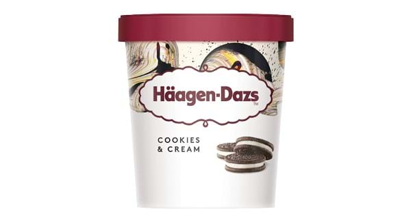 HALF PRICE | Häagen-Daz Ice Cream 460ml