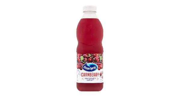 HALF PRICE | Ocean Spray Cranberry Juice 1 Litre