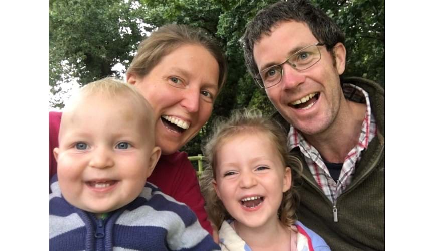 Douet Farm: Meet super mum Louise Agnés