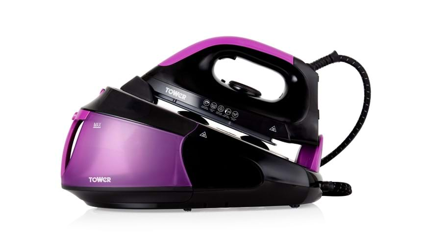 Tower CeraGlide Turbocare Steam Iron